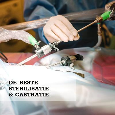 Sterilisatie via kijkoperatie